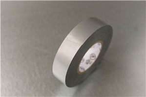 OEM-Quality Silver-Gray PVC Electrical Tape